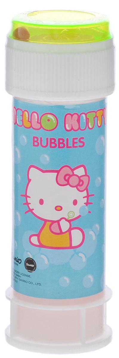 Hello Kitty Мыльные пузыри цвет голубой 60 мл1504-0220_голубойМыльные пузыри Hello Kitty станут отличным развлечением на любой праздник! Парящие в воздухе, большие и маленькие, блестящие мыльные пузыри всегда привлекают к себе внимание не только детишек, но и взрослых. Смеющиеся ребята с удовольствием забавляются и поднимают настроение всем окружающим, создавая неповторимую веселую атмосферу солнечного радостного дня. В крышке встроена игрушка-лабиринт с шариком. Порадуйте вашего ребенка таким замечательным подарком! УВАЖАЕМЫЕ КЛИЕНТЫ! Обращаем ваше внимание на возможные изменения в цветовом дизайне, связанные с ассортиментом продукции: цвет встроенного в крышку лабиринта и основания упаковки товара может меняться. Поставка осуществляется в зависимости от наличия на складе.