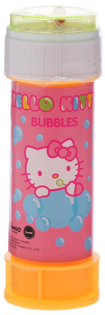 Hello Kitty Мыльные пузыри цвет розовый 60 мл1504-0220_розовыйМыльные пузыри Hello Kitty станут отличным развлечением на любой праздник! Парящие в воздухе, большие и маленькие, блестящие мыльные пузыри всегда привлекают к себе внимание не только детишек, но и взрослых. Смеющиеся ребята с удовольствием забавляются и поднимают настроение всем окружающим, создавая неповторимую веселую атмосферу солнечного радостного дня. В крышке встроена игрушка-лабиринт с шариком. Порадуйте вашего ребенка таким замечательным подарком! УВАЖАЕМЫЕ КЛИЕНТЫ! Обращаем ваше внимание на возможные изменения в цветовом дизайне, связанные с ассортиментом продукции: цвет встроенного в крышку лабиринта и основания упаковки товара может меняться. Поставка осуществляется в зависимости от наличия на складе.