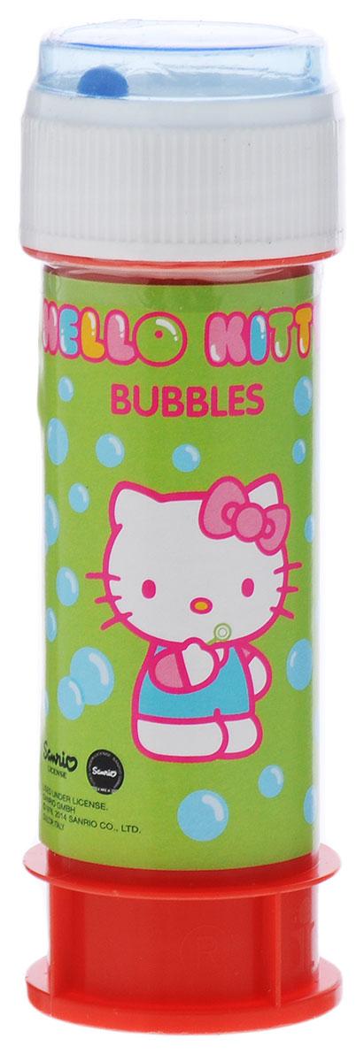 Hello Kitty Мыльные пузыри цвет салатовый 60 мл1504-0220_салатовыйМыльные пузыри Hello Kitty станут отличным развлечением на любой праздник! Парящие в воздухе, большие и маленькие, блестящие мыльные пузыри всегда привлекают к себе внимание не только детишек, но и взрослых. Смеющиеся ребята с удовольствием забавляются и поднимают настроение всем окружающим, создавая неповторимую веселую атмосферу солнечного радостного дня. В крышке встроена игрушка-лабиринт с шариком. Порадуйте вашего ребенка таким замечательным подарком! УВАЖАЕМЫЕ КЛИЕНТЫ! Обращаем ваше внимание на возможные изменения в цветовом дизайне, связанные с ассортиментом продукции: цвет встроенного в крышку лабиринта и основания упаковки товара может меняться. Поставка осуществляется в зависимости от наличия на складе.