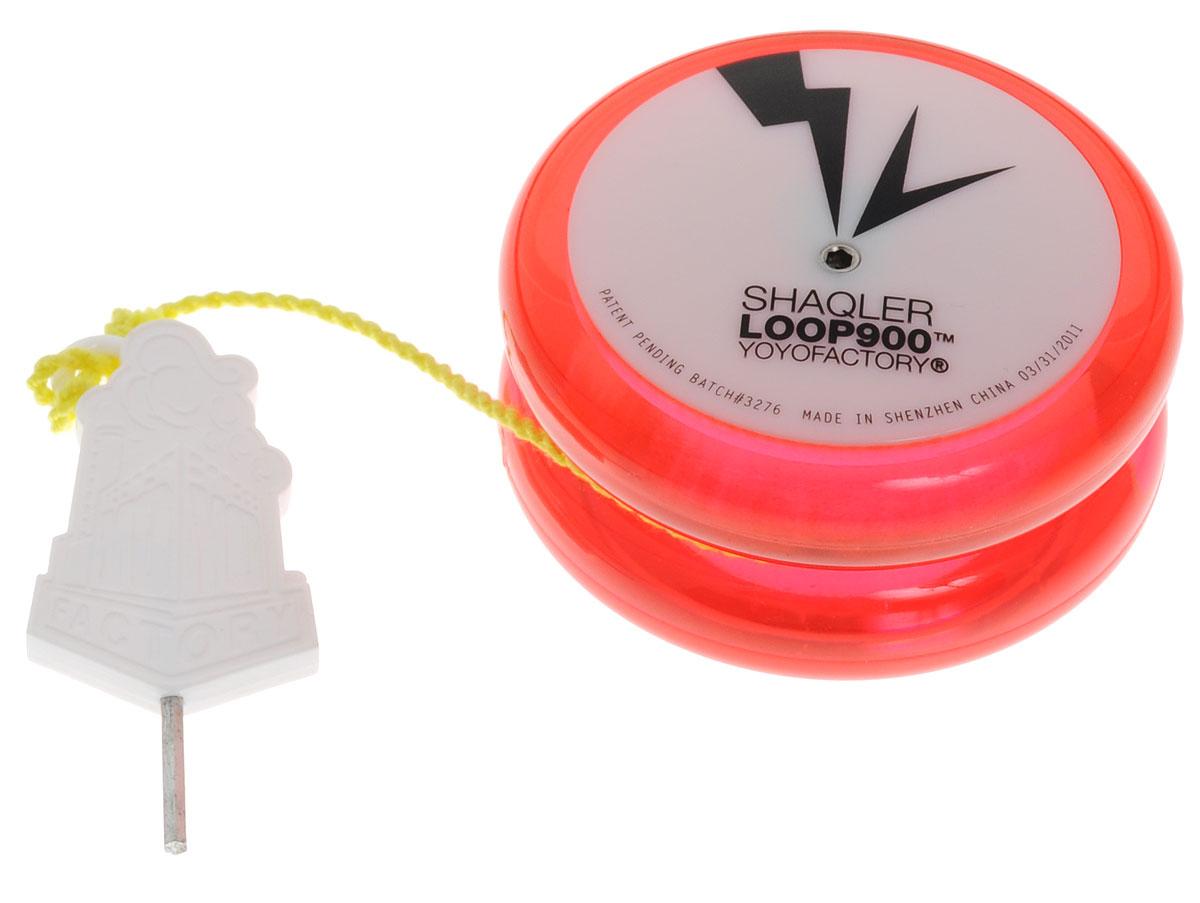 YoYoFactory Йо-йо Loop 900 цвет белый розовый