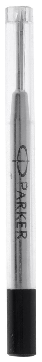 Parker Стержень для шариковой ручки Quink Flow цвет черныйPARKER-S0909400_в пакетеСтержень для шариковой ручки Parker. Quink Flow имеет простой стиль и максимальный эффект, подходит ко всем существующим стандартным шариковым ручкам Parker, оснащен передовой технологией подачи чернил для обеспечения постоянно высокого качества письма. Точность письма. Надежность. Чернила не текут. Цвет чернил - черный.