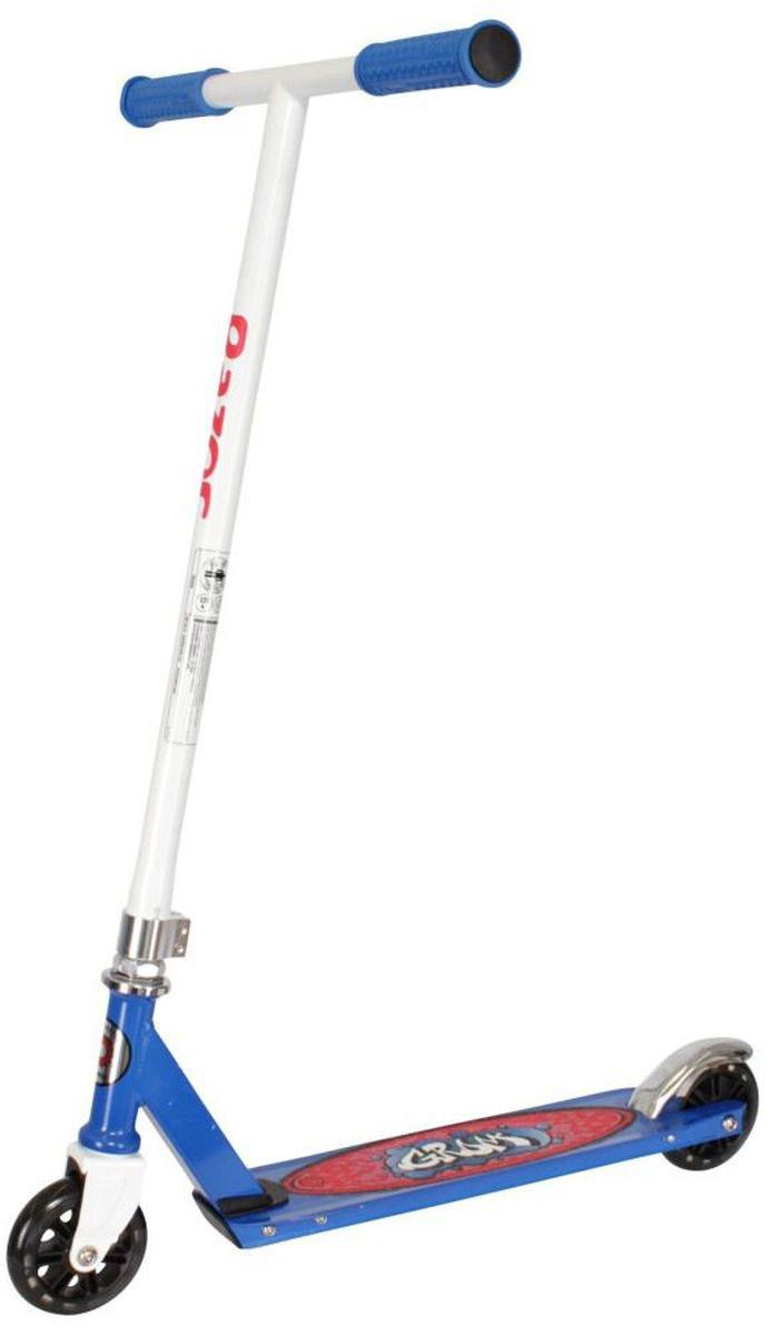 Самокат Razor Grom, цвет: синий, белый083503