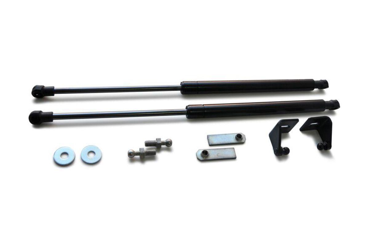 Амортизаторы капота Автоупор, для Lifan X60, ULIX60012ULIX60012Газовые амортизаторы капота Автоупор - очень удобная и практичная вещь для автомобилей, на которых данная опция не предусмотрена с завода. В большинстве случаев газовые упоры капота устанавливаются на автомобили премиум класса, но теперь и вы можете почувствовать удобства использования данного продукта. В комплекте набор крепежа.