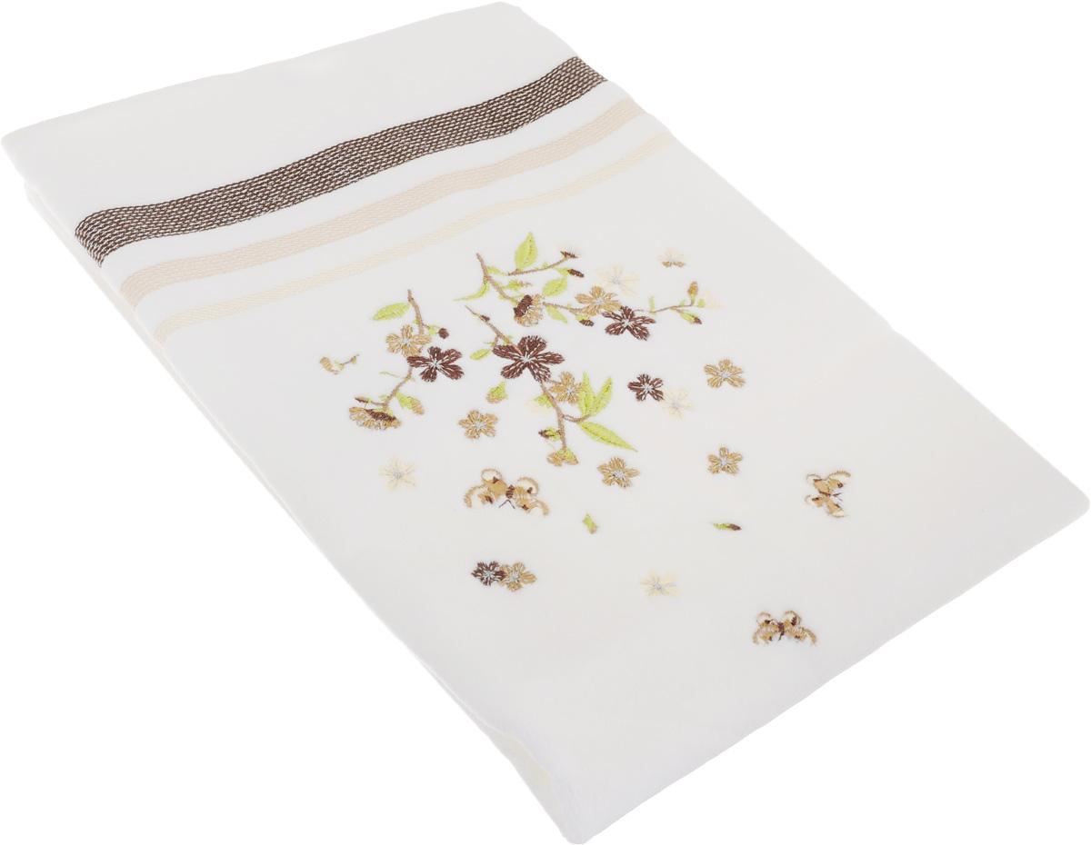 Полотенце махровое TAC Legrand, цвет: бежевый, белый, 50 x 90 см1050-84686Махровое полотенце TAC Legrand выполнено из натуральной махровой ткани (100% хлопок). Изделие отлично впитывает влагу, быстро сохнет, сохраняет яркость цвета и не теряет форму даже после многократных стирок. Полотенце очень практично и неприхотливо в уходе. Такое полотенце прекрасно дополнит интерьер ванной комнаты. Рекомендации по уходу: - режим стирки при 40°C, - допускается деликатная сухая химчистка, - отбеливание запрещено, - глажка при температуре подошвы утюга до 200°С, - рекомендуется щадящий барабанный отжим. Размер полотенца: 50 x 90 см.