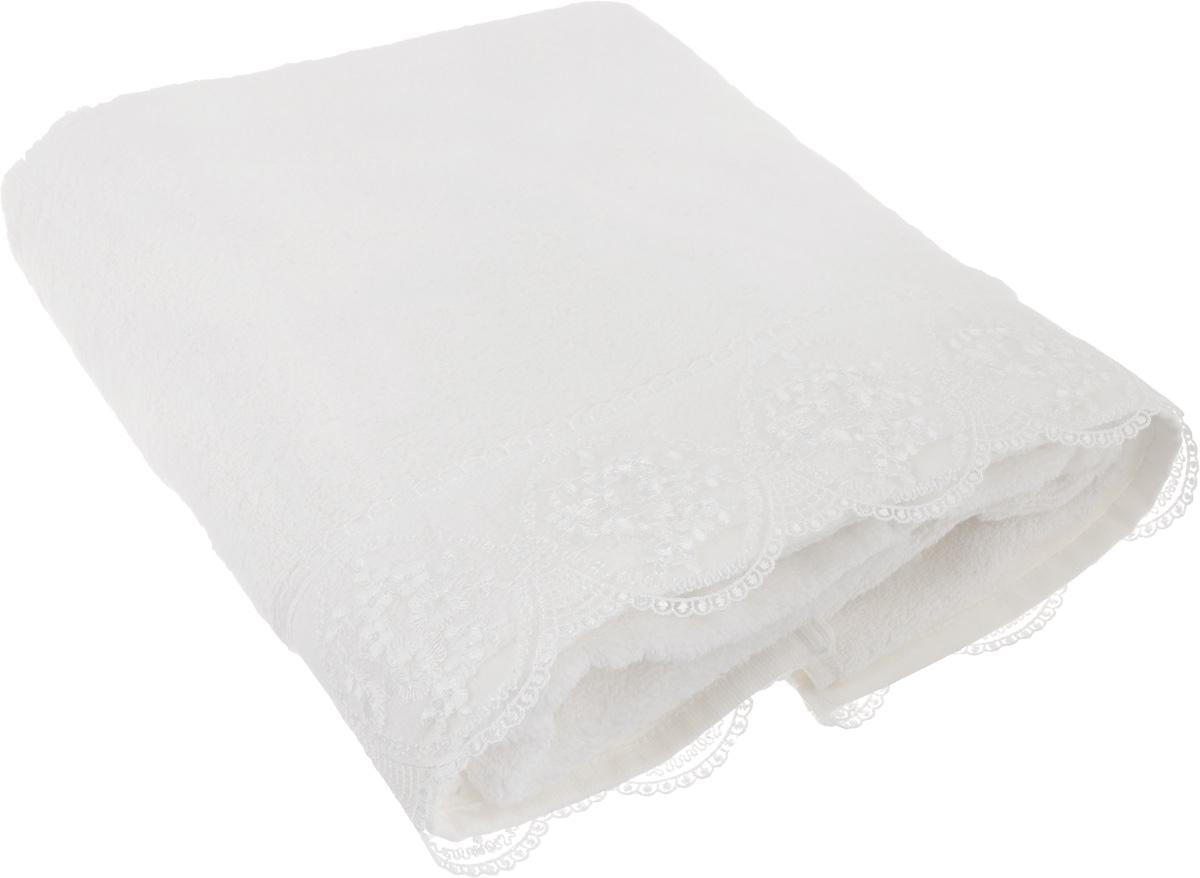 Полотенце махровое TAC Zero Twist, цвет: кремовый, 70 x 140 см. 10351035-84640Махровое полотенце TAC Zero Twist выполнено из натуральной махровой ткани (100% хлопок). Изделие отлично впитывает влагу, быстро сохнет, сохраняет яркость цвета и не теряет форму даже после многократных стирок. Полотенце очень практично и неприхотливо в уходе. Такое полотенце прекрасно дополнит интерьер ванной комнаты. Рекомендации по уходу: - режим стирки при 40°C, - допускается деликатная сухая химчистка, - отбеливание запрещено, - глажка при температуре 200°С, - рекомендуется щадящий барабанный отжим.