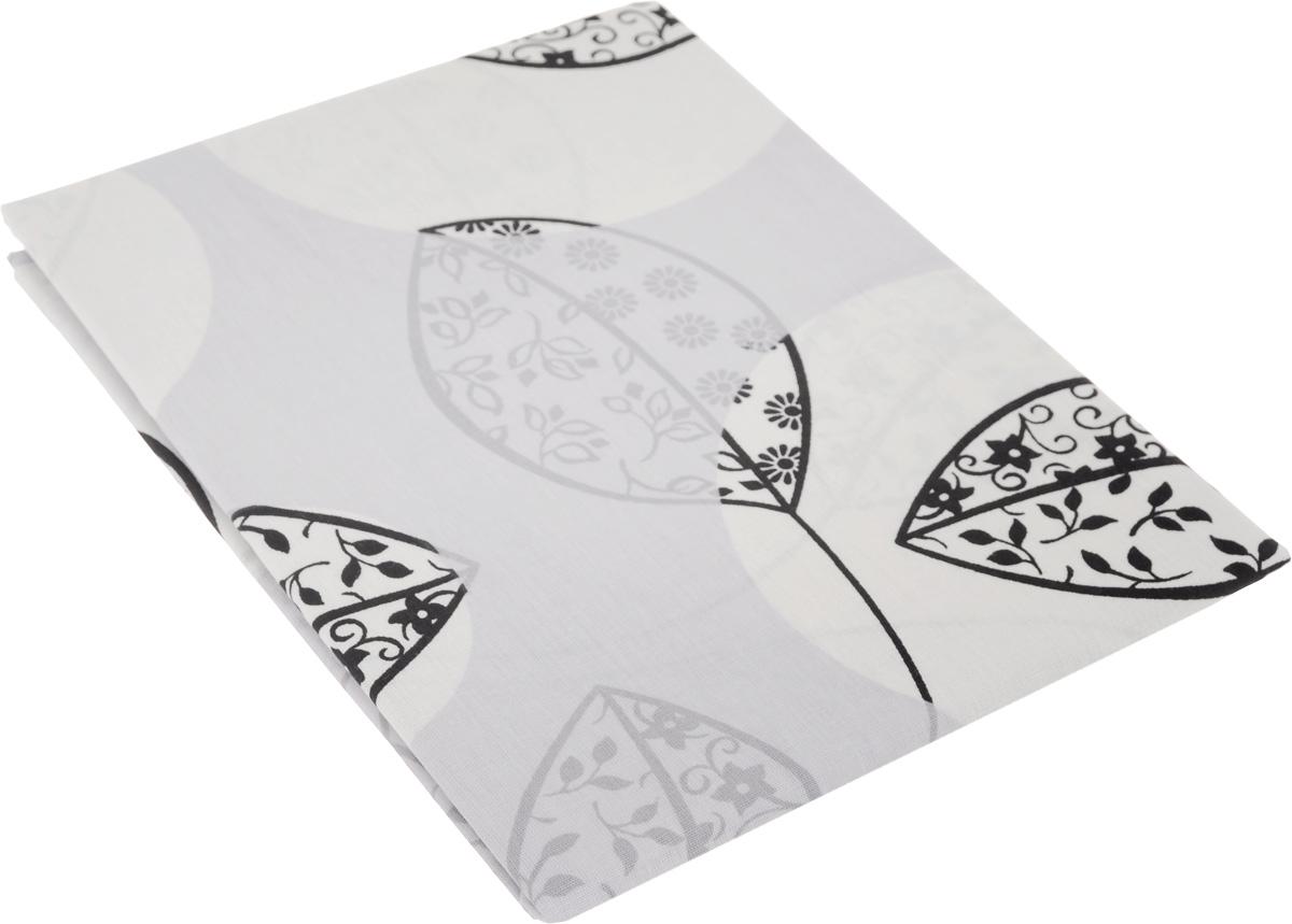 Наволочка Brielle Листья, цвет: серый, белый, 50 x 70 см3003Наволочка Brielle Листья выполнена из натурального ранфорса (100% хлопка). Высочайшее качество материала гарантирует безопасность. Наволочка гармонично впишется в интерьер вашего дома и создаст атмосферу уюта и комфорта. Ранфорс - это новая современная ткань из натуральных хлопковых волокон, которая по своим характеристикам и тактильным ощущениям значительно опережает бязь, поплин и вплотную приближается к сатину. Рекомендации по уходу: - режим стирки при 40°C, - допускается деликатная химчистка, - отбеливание запрещено, - глажка при температуре подошвы утюга до 200°С, - рекомендуется щадящий барабанный отжим.