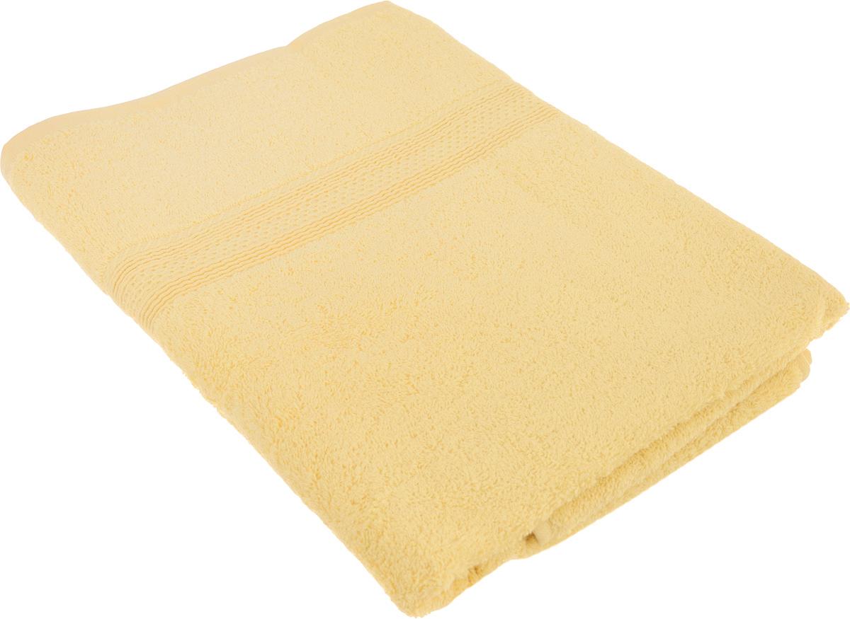 Полотенце махровое TAC Touchsoft, цвет: светло-желтый, 70 x 140 см. 09030903-84015Махровое полотенце TAC Touchsoft выполнено из натуральной махровой ткани (100% хлопок). Изделие отлично впитывает влагу, быстро сохнет, сохраняет яркость цвета и не теряет форму даже после многократных стирок. Полотенце очень практично и неприхотливо в уходе. Такое полотенце прекрасно дополнит интерьер ванной комнаты. Рекомендации по уходу: - режим стирки при 40°C, - допускается деликатная сухая химчистка, - отбеливание запрещено, - глажка при температуре подошвы утюга до 200°С, - рекомендуется щадящий барабанный отжим. Размер полотенца: 70 х 140 см.