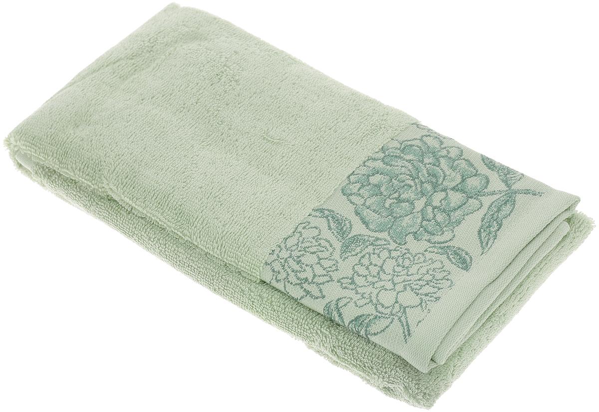 Полотенце махровое TAC Frape, цвет: фисташковый, 50 х 90 см