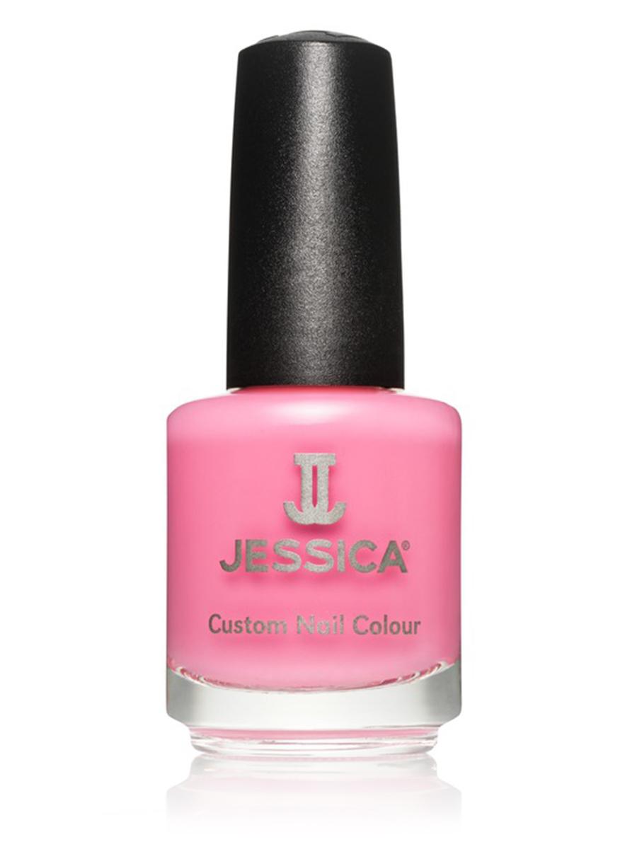 Jessica Лак для ногтей №790 Pink Shockwaves 14,8 млUPC 790Лаки JESSICA содержат витамины A, Д и Е, обеспечивают дополнительную защиту ногтей и усиливают терапевтическое воздействие базовых средств и средств-корректоров.