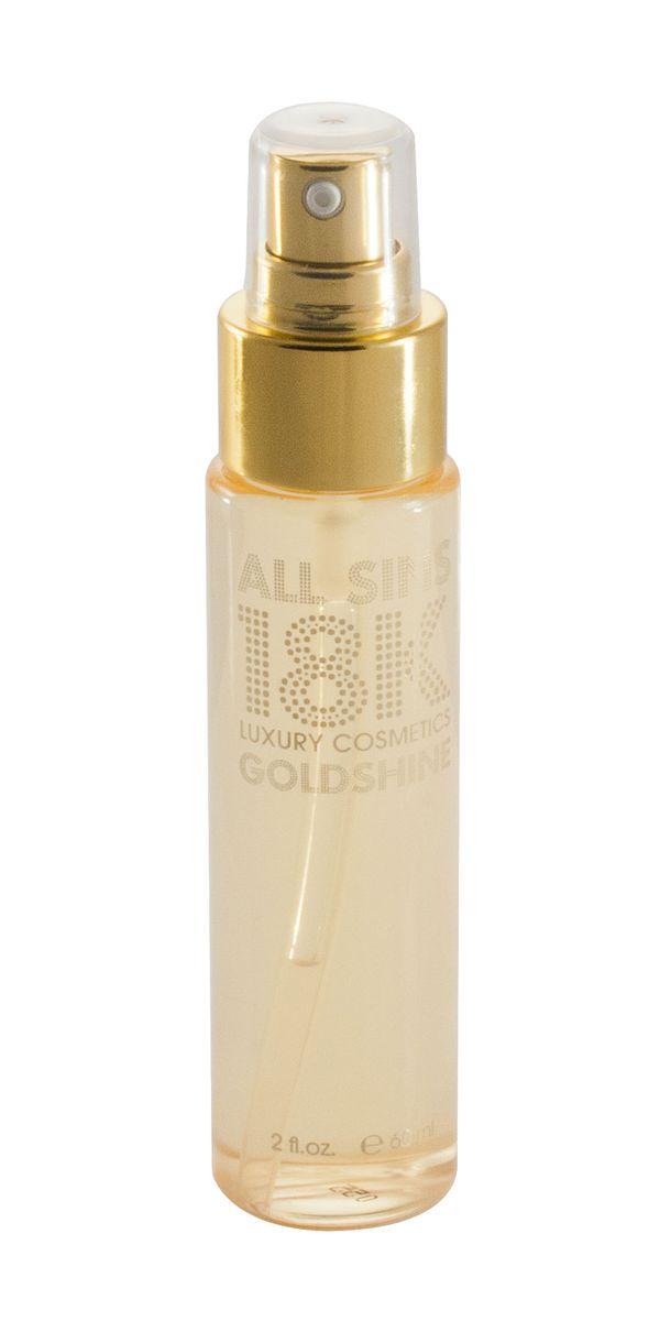 All Sins 18K Goldshine Увлажняющая сыворотка для волос с золотом, 60 млAS0006Сыворотка отлично смягчает волосы и способствует длительному эффекту от укладки. Ее применяют для выпрямления волос, т.к. она является защитой структуры волос от термических воздействий приборов для укладки