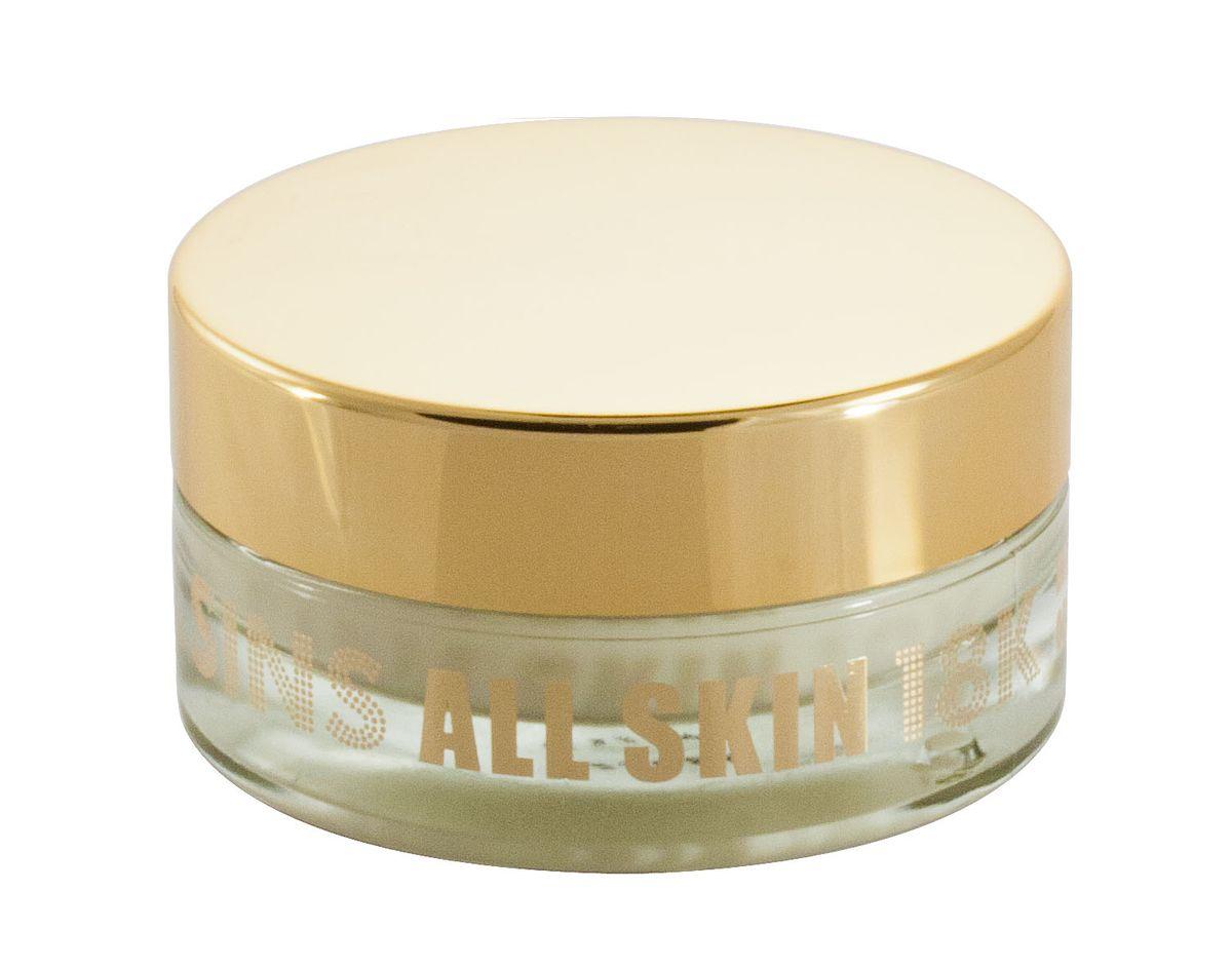 All Sins 18K Happy Beauty Enhancing совершенствующий крем для лица (ночь и день), 50 млAS0020Роскошный мультифункциональный дневной/ночной крем для лица обладает высокими увлажняющими свойствами. Разработан специально для зрелой кожи. Предотвращает появление признаков старения и потерю эластичности кожи.