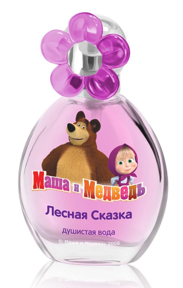 Маша и Медведь Душистая вода Лесная Сказка 35 мл124784