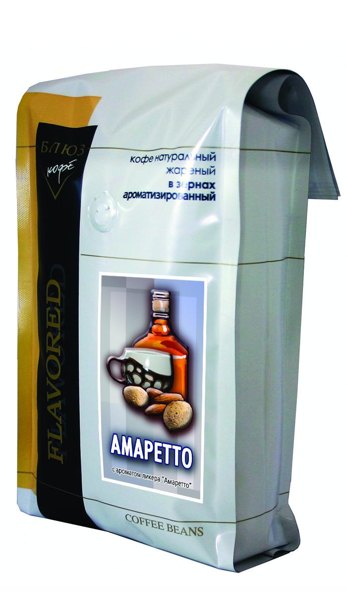Блюз Ароматизированный Амаретто кофе в зернах, 1 кг4600696110012Кофе Блюз Амаретто обладает мягким полным вкусом сладкого миндаля, точно передающего вкус итальянского ликёра Амаретто. Итальянцы предпочитают этот сорт всему остальному ароматизированному кофе и шутливо говорят, что он вырос на Италийских холмах. Этот кофе приободрит вас жаркими летними и согреет долгими зимними вечерами.