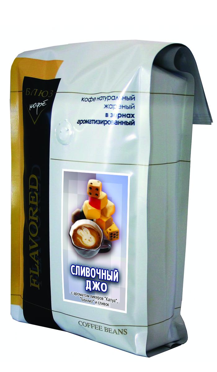 Блюз Ароматизированный Сливочный Джо кофе в зернах, 1 кг4600696110180Имя сорта Блюз Сливочный Джо повторяет название популярного во всем мире кофейного коктейля. В основе его поистине аристократического вкуса - терпкий кофе, подчеркнутый вкусом ликера Калуа, оттененный мягким вкусом Бейлиса и смягченный нежностью свежих сливок. В таком сочетании ваш кофе покажется вам удивительно мягким и нежным.
