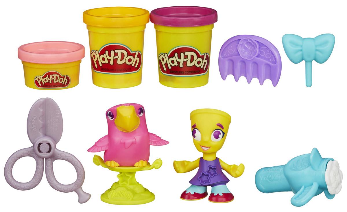 Play-Doh Набор для лепки Парикмахер