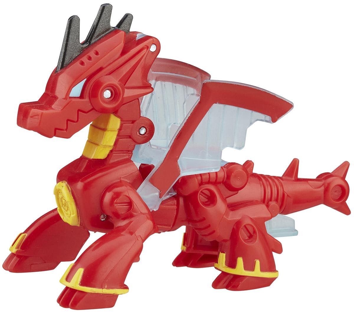 Playskool Heroes Трансформер Drake the Dragon-BotB4954EU4_B4956Трансформер Playskool Heroes Drake the Dragon-Bot обязательно порадует малыша. Он выполнен из прочного пластика красного цвета в виде дракона-трансформера. Ваш малыш будет отчаянно сражаться с противниками вместе с трансформерами! Небольшой размер дракона разработан специально для маленьких детских ручек. Придумывать различные увлекательные сюжеты вместе с героями Playskool Heroes станет еще интереснее, ведь вы можете собрать целую коллекцию!