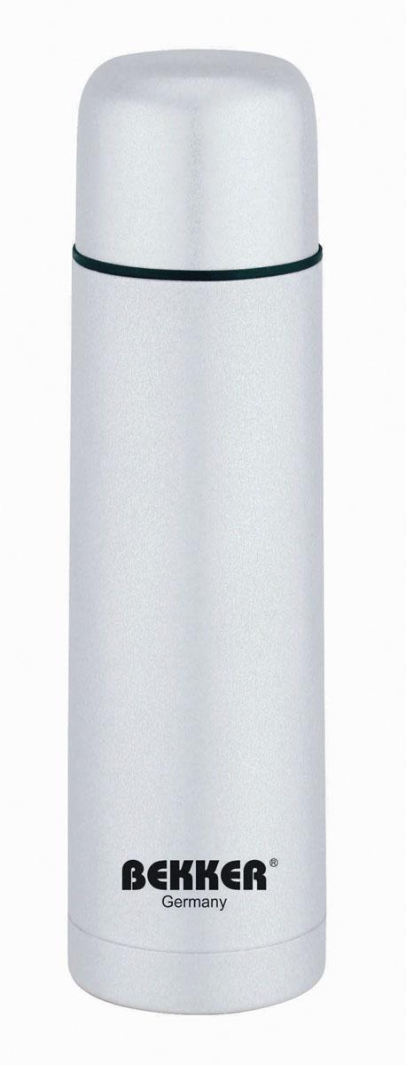 """Термос """"Bekker"""", 0,5 л, цвет: серый. BK-4036"""