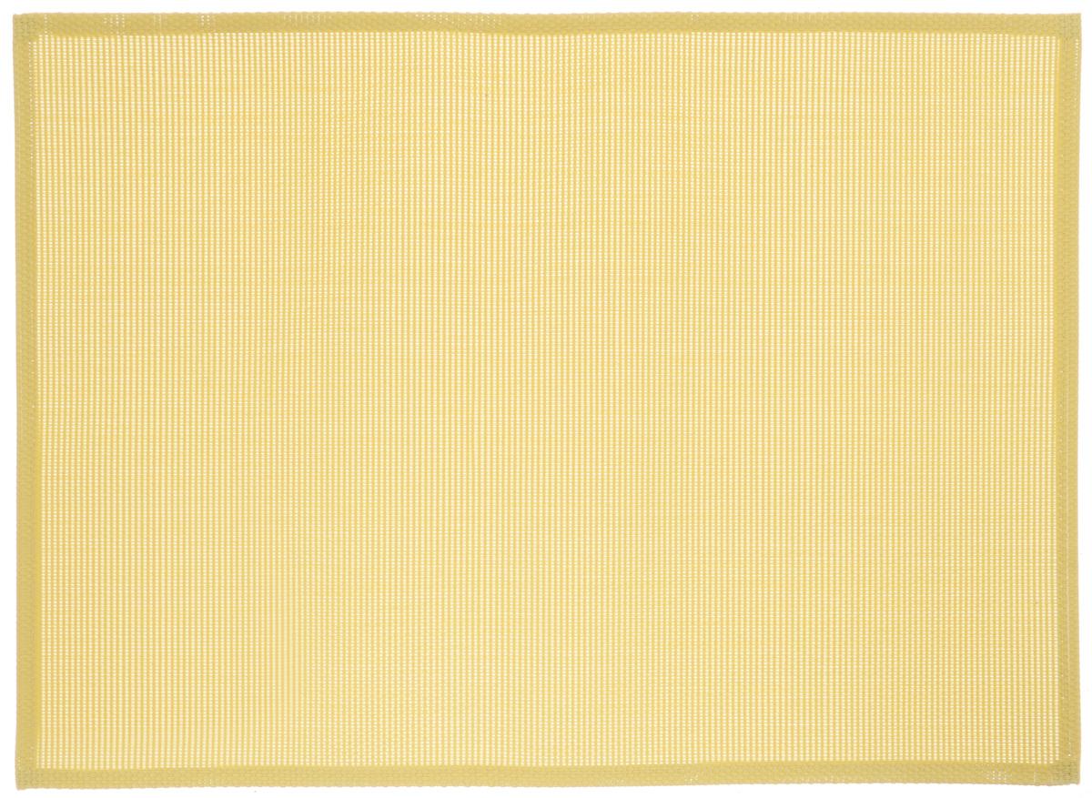 Салфетка сервировочная Tescoma Flair, цвет: медовый, 45 х 32 см662010Сервировочная салфетка Tescoma Flair изготовлена из прочной синтетической ткани. Идеально подходит для сервировки стола, также может использоваться как подставка под горячее. Выдерживает максимальную температуру до 80°С. Элегантная сервировочная салфетка изысканно украсит вашу кухню. После использования их достаточно протереть чистой влажной тканью или промыть под струей воды и высушить. Не мыть в посудомоечной машине.