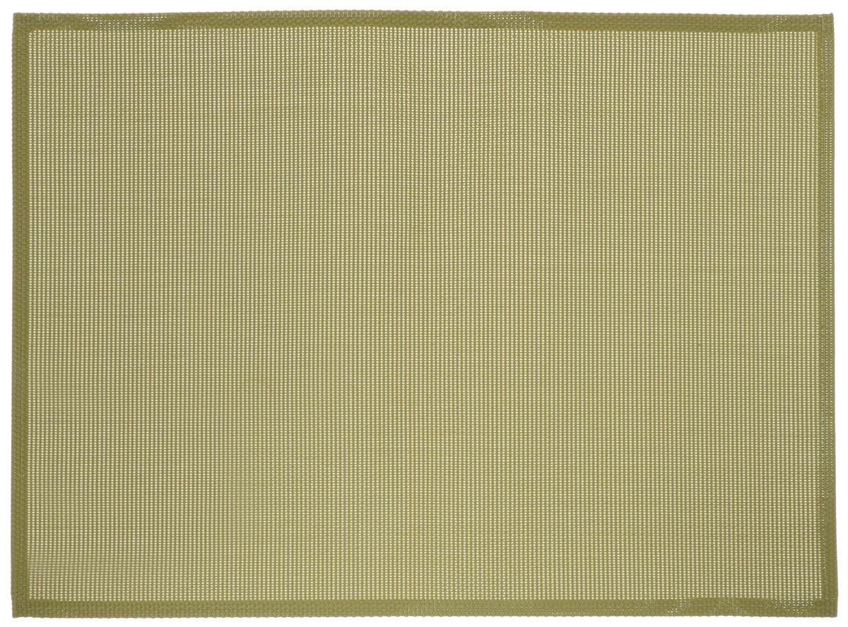 Салфетка сервировочная Tescoma Flair, цвет: оливковый, 45 х 32 см662016Сервировочная салфетка Tescoma Flair изготовлена из прочной синтетической ткани. Идеально подходит для сервировки стола, также может использоваться как подставка под горячее. Выдерживает максимальную температуру до 80°С. Элегантная сервировочная салфетка изысканно украсит вашу кухню. После использования их достаточно протереть чистой влажной тканью или промыть под струей воды и высушить. Не мыть в посудомоечной машине.