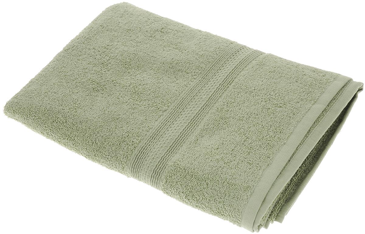 Полотенце махровое TAC Touchsoft, цвет: серо-зеленый, 70 х 140 см0912-84077Полотенце TAC Touchsoft выполнено из натуральной махровой ткани (100% хлопок). Изделие отлично впитывает влагу, быстро сохнет, сохраняет яркость цвета и не теряет форму даже после многократных стирок. Полотенце очень практично и неприхотливо в уходе. Оно создаст прекрасное настроение и украсит интерьер в ванной комнате.