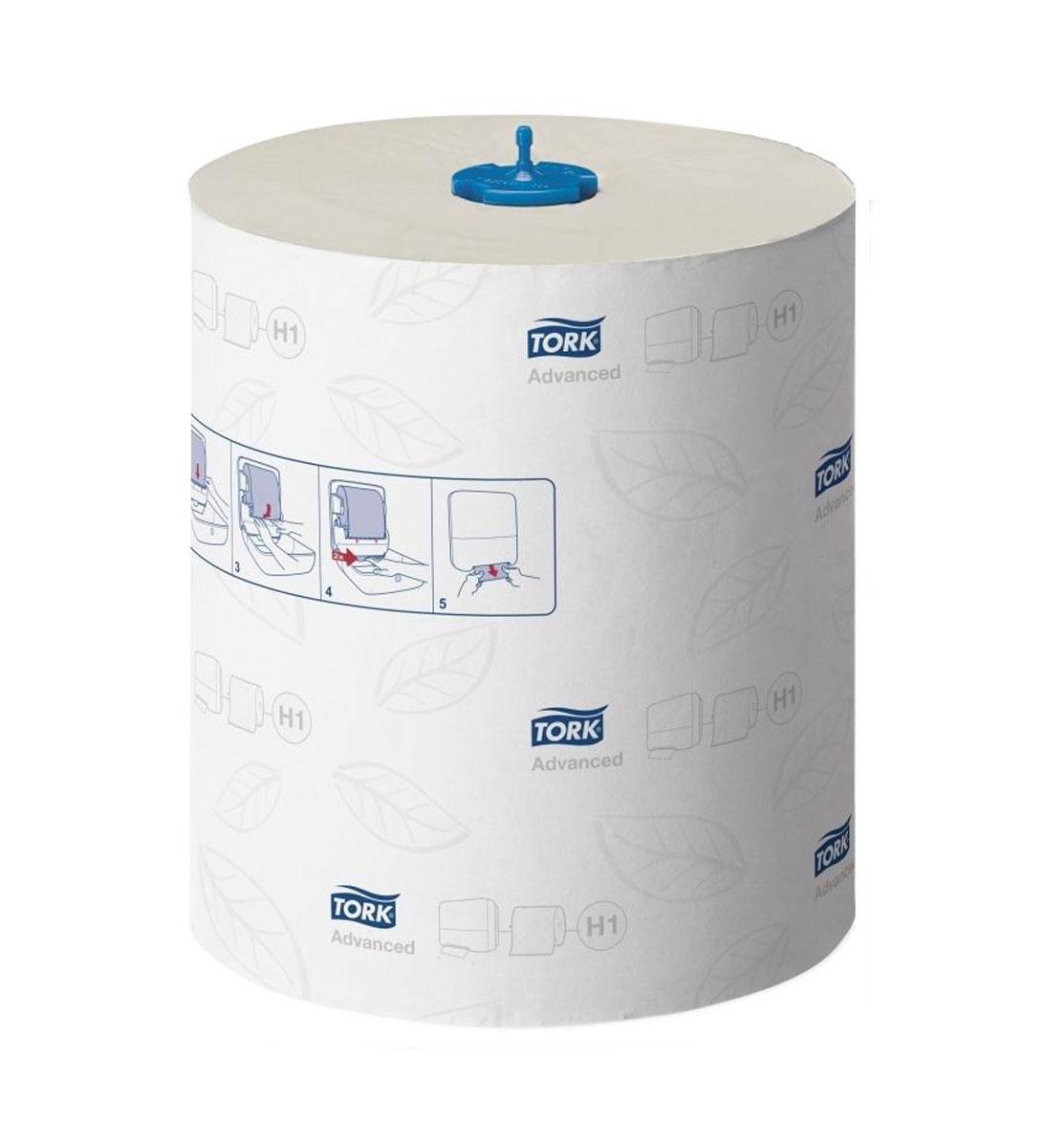 Tork Matic полотенца в рулонах 2-сл 150м, коробка 6 шт120067Целлюлоза
