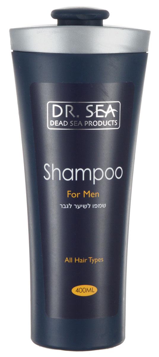 Шампунь для мужчин Dr.Sea, 400 мл263_новый дизайн
