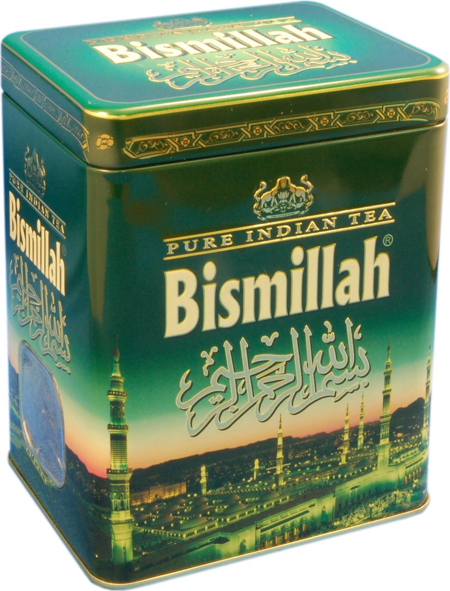 Bismillah Ассам TGFOP черный листовой чай, 300 г (ж/б)B-BIN-111Bismillah Ассам TGFOP - высококачественный цельно-листовой чай с золотыми типсами - чайными почками. Этот крепкий напиток имеет терпкий вкус, нежный аромат и яркий настой. Родина этого сорта - индийская провинция Ассам.