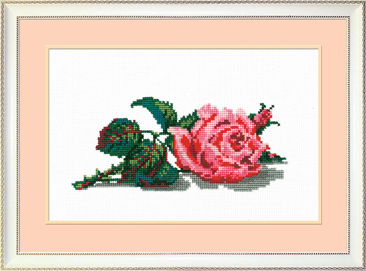 Набор для вышивания РС-Студия Роза, 9 см х 24 см. С015Н642021
