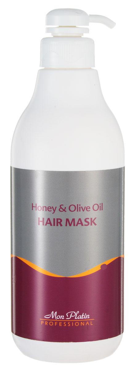 Mon Platin Professional Маска для волос на основе оливкового масла и меда 1000млMP687Маска предназначена для быстрого, безопасного восстановления волос после покрасок, обесцвечивания, химических, завивок; придает жизненную силу и здоровье каждому отдельно взятому волоску; насыщает волосы аминокислотами и питает их необходимыми элементами; очищает кожу головы и волосы. После применения средства волосы становятся мягкими и шелковистыми, легко расчесываются. Входящие в состав маски компоненты придают волосам приятный ненавязчивый аромат, а защитные фильтры - максимальную защиту от ультрафиолетового излучения.