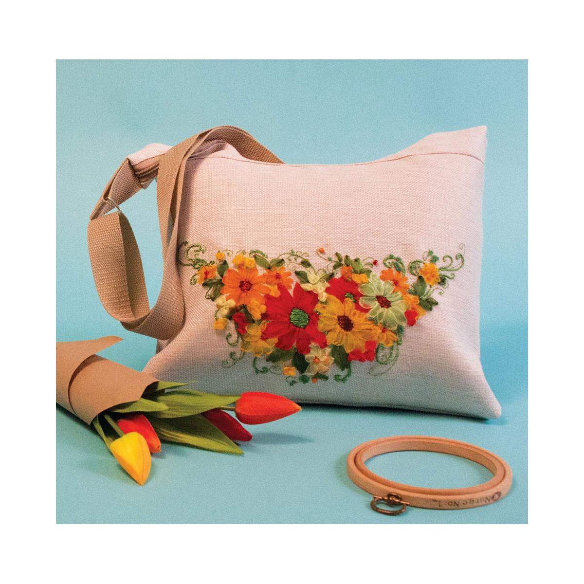 Набор для шитья и вышивания Матренин Посад Лето. 8514-8515494827