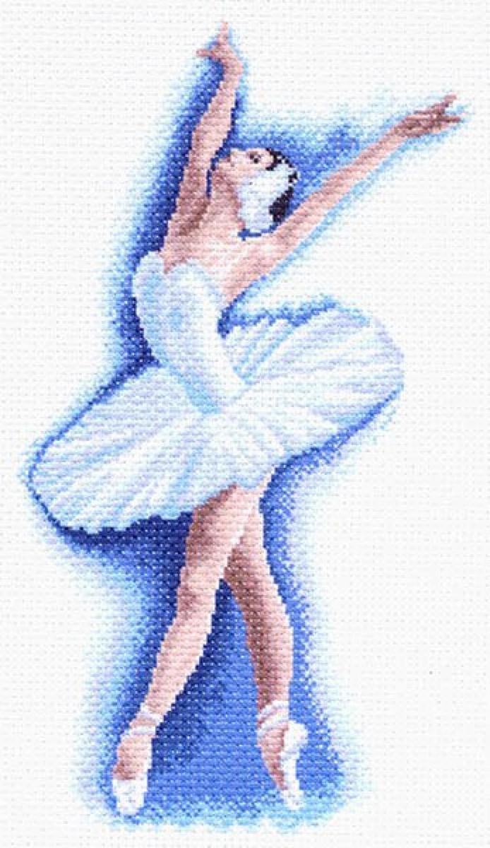 Канва с рисунком Матренин Посад Одетта, 33 см х 45 см. 1471549949Размер: 33x45 см Рисунок полностью напечатан на канве. Указана цветовая карта ниток. Вышивать рекомендуется мулине в 3 сложения.
