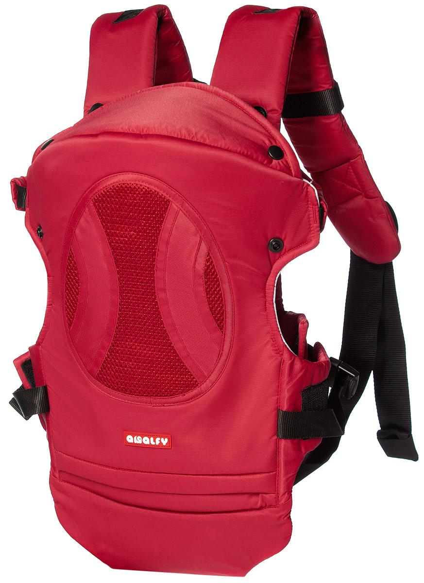 Happy Baby Рюкзак-переноска Amalfy цвет красный GB-902