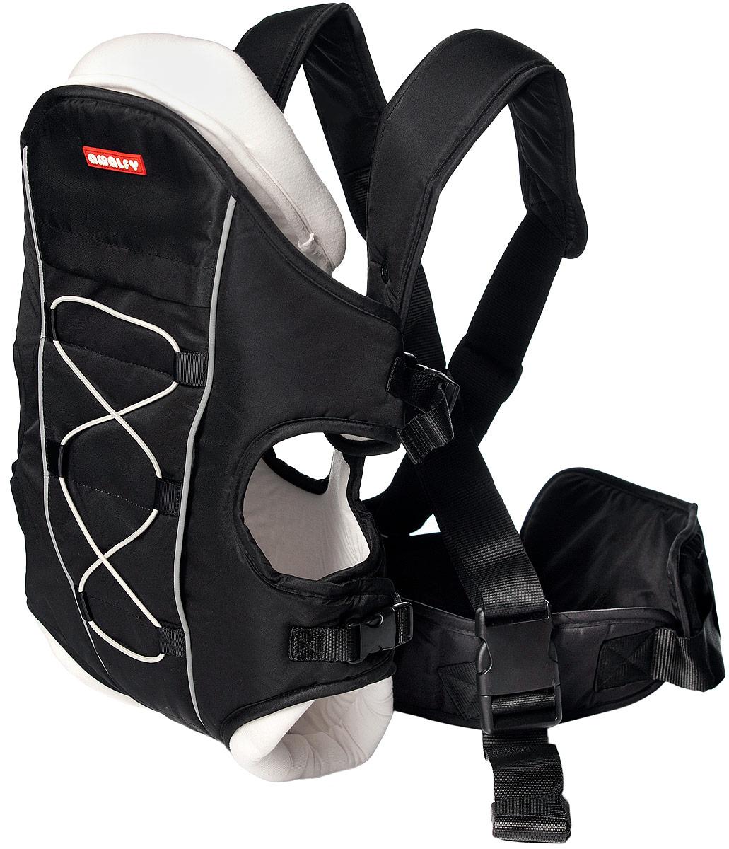 Amalfy Рюкзак-переноска цвет черныйGB-809 BlackРюкзак-переноска Amalfy рассчитан на малышей с 3,5 до 12 кг. Это современная переноска, которая прекрасно подойдет как для мальчика, так и для девочки. Удобно раскрывается по бокам для быстрого помещения и изъятия ребенка. Съемный подголовник обеспечивает дополнительный комфорт и поддержку. Имеет различные варианты переноски: лицом к маме, лицом по ходу движения, за спиной, лицом к маме с чехлом и за спиной с чехлом. Чехол обеспечивает тепло и уют вашему малышу. Тонкая легкая ткань, передовая конструкция, превосходный дизайн для вас и вашего малыша. Делайте перерывы как можно чаще, так как вы и ваш малыш можете устать. Перед помещением ребенка убедитесь, что все крепления и ремни надежно зафиксированы и отрегулированы.