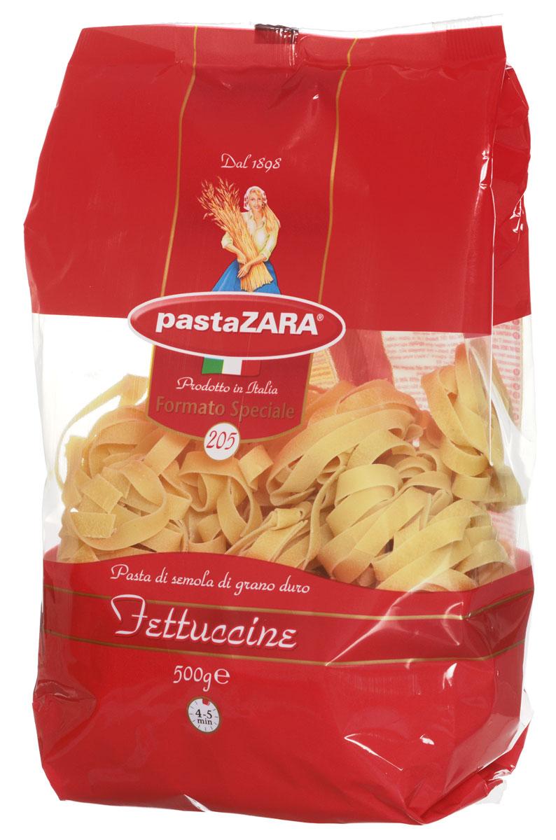 Pasta Zara Клубки широкие паппарделле макароны, 500 г