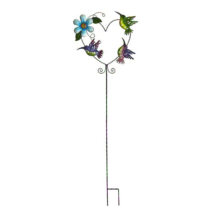 Опора для растений декоративная Village people В мире насекомых, 90 см. 64_264-2