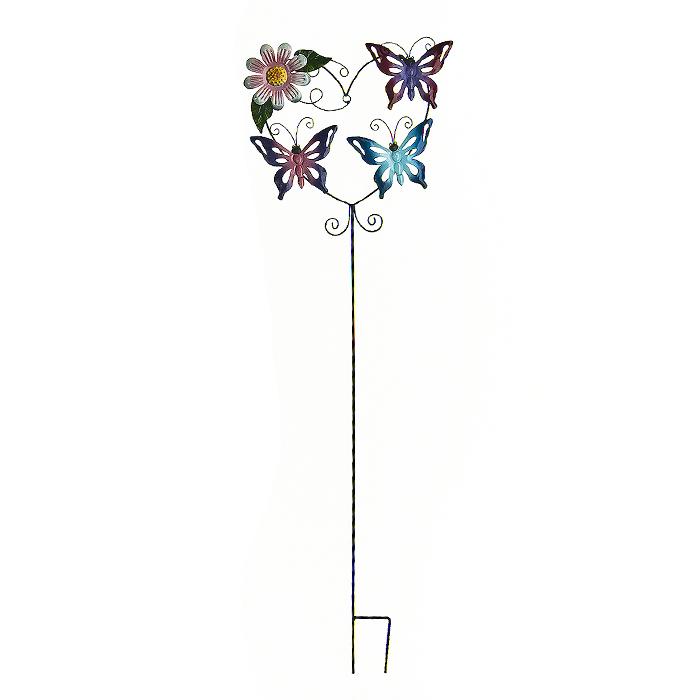 Опора для растений декоративная Village people В мире насекомых, 90 см. 64_364-3