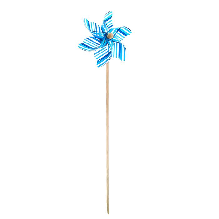 Декоративная фигура-вертушка Village people Фейерверк, цвет: синий. 66960_366960-3