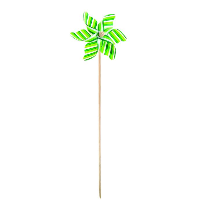 Декоративная фигура-вертушка Village people Фейерверк, цвет: зеленый. 66960_766960-7