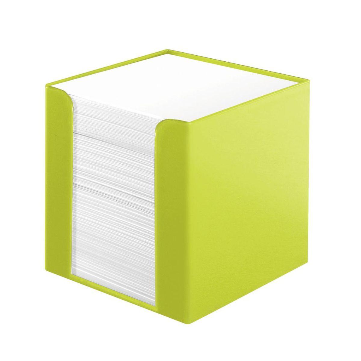 Herlitz Бумага для заметок Colour Blocking цвет подставки лимонный