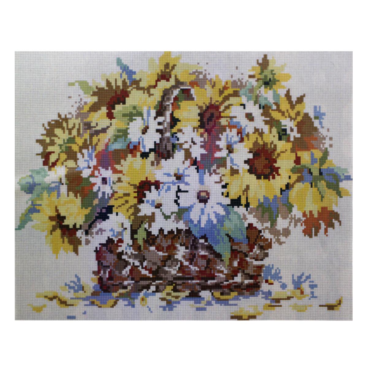 Алмазная мозаика Cristal, на деревянном подрамнике, 40 х 50 см. 77129817712981/GZ046Набор для творчества Cristal поможет вам создать свой личный шедевр - красивую картину, выполненную в мозаичной технике. Выложите прекрасную картину из множества маленьких цветных камушков. С помощью пинцета камушки размещаются на холсте, в результате проявляется рисунок. Постепенно заполняя ряд за рядом, вы создадите чудесное переливающееся изображение. Каждый камушек выполнен из прочного материала. Работа, выполненная своими руками, станет отличным подарком для друзей и близких! В набор входит: - Основа картины с нанесенной схемой на деревянной раме; - Ключи к схеме; - Комплект искусственных камней (20 цветов); - Желеобразный клей; - Пинцет; - Прозрачный клей; - Пластиковая ручка; - Пластмассовый лоток для камней; - Металлические крепления для готовой работы. Диаметр камушка: 2,5 мм. Размер готового изделия: 40 х 50 см.