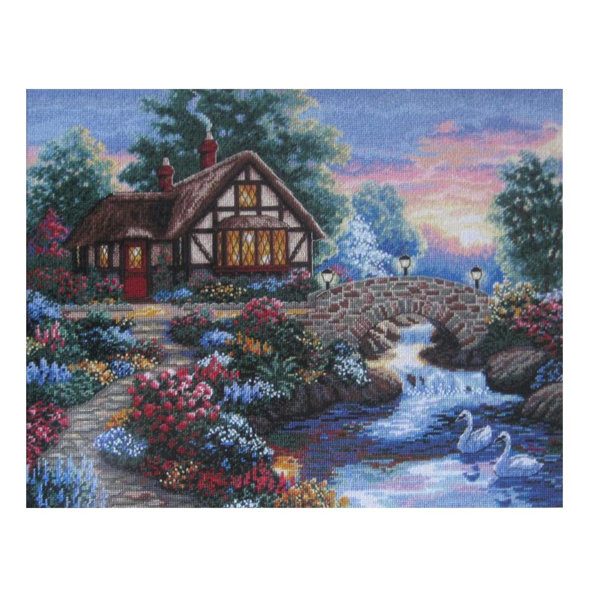 Алмазная мозаика Cristal, на деревянном подрамнике, 40 х 50 см. 77129887712988/GZ055Набор для творчества Cristal поможет вам создать свой личный шедевр - красивую картину, выполненную в мозаичной технике. Выложите прекрасную картину из множества маленьких цветных камушков. С помощью пинцета камушки размещаются на холсте, в результате проявляется рисунок. Постепенно заполняя ряд за рядом, вы создадите чудесное переливающееся изображение. Каждый камушек выполнен из прочного материала. Работа, выполненная своими руками, станет отличным подарком для друзей и близких! В набор входит: - Основа картины с нанесенной схемой на деревянной раме; - Ключи к схеме; - Комплект искусственных камней (35 цветов); - Желеобразный клей; - Пинцет; - Прозрачный клей; - Пластиковая ручка; - Пластмассовый лоток для камней; - Металлические крепления для готовой работы. Диаметр камушка: 2,5 мм. Размер готового изделия: 40 х 50 см.