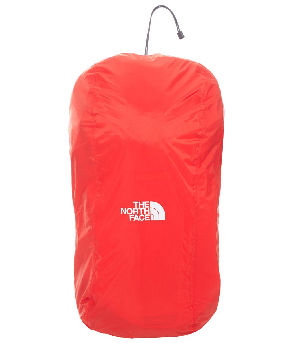 Чехол от дождя для рюкзака The North Face PACK RAIN COVER, 20 л, цвет: красный. T0CA7Z682 ( T0CA7Z682 )