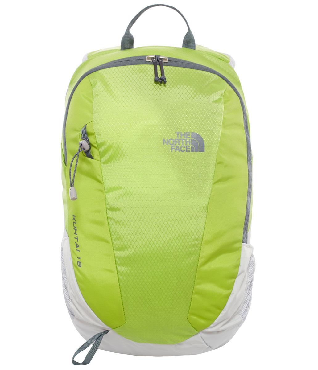 Рюкзак спортивный The North Face KUHTAI 18, 18 л, цвет: салатовый. T0CWU2EQM