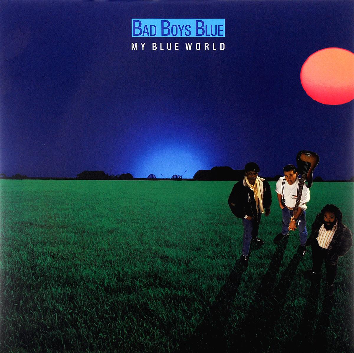 Bad Boys Blue. My Blue World (LP)