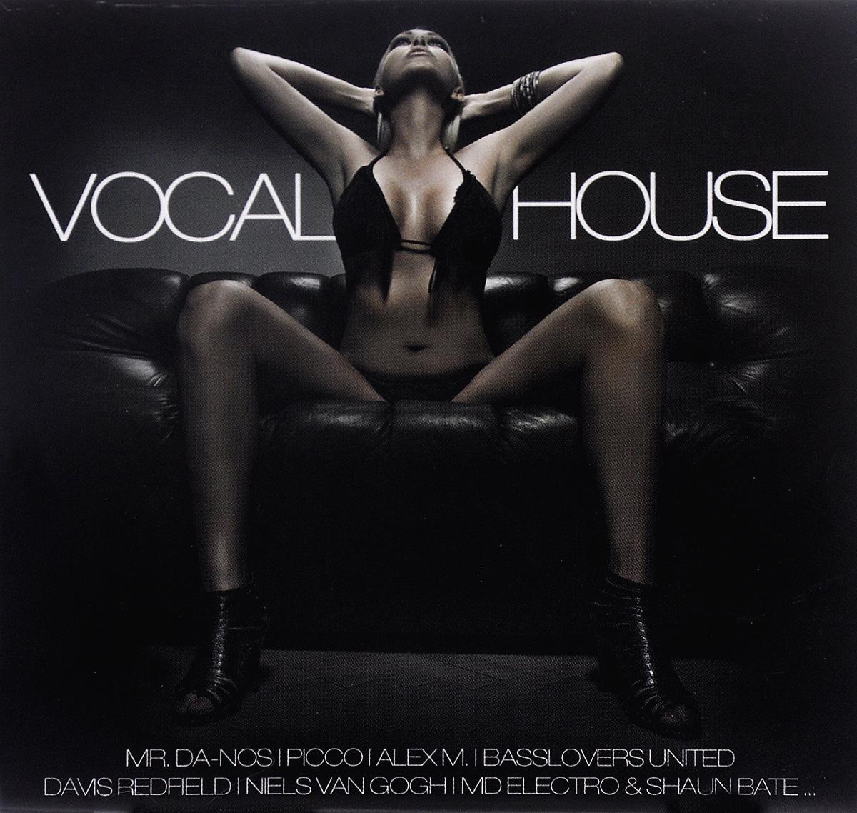 Vocal House (2 CD) 2015 2 Audio CD