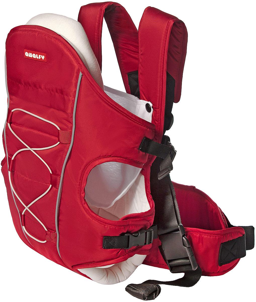 Happy Baby Рюкзак-переноска Amalfy цвет красный GB-809GB-809_RedРюкзак-переноска Happy Baby Amalfy - это современная переноска, которая прекрасно подойдет как для мальчика, так и для девочки. Тонкая легкая ткань, передовая конструкция, превосходный дизайн для вас и вашего малыша. Переноска удобно раскрывается по бокам для быстрого помещения и изъятия ребенка. Съемный подголовник обеспечивает дополнительный комфорт и поддержку. Различные варианты переноски: лицом к маме, лицом по ходу движения, за спиной, лицом к маме с чехлом и за спиной с чехлом. Чехол обеспечивает тепло и уют вашему малышу. Переноска оснащена широкими и удобными плечевыми ремнями. Ограничения по весу: с 3,5 до 12 кг (примерно до полутора лет). Делайте перерывы как можно чаще, так как вы и ваш малыш можете устать.