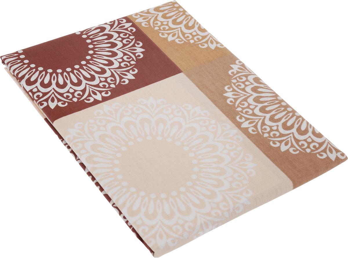 Наволочка Brielle Квадрат с узором, цвет: бежевый, коричневый (295D), 70 x 70 см3004Наволочка Brielle Квадрат с узором выполнена из натурального ранфорса (100% хлопка). Высочайшее качество материала гарантирует безопасность. Наволочка гармонично впишется в интерьер вашего дома и создаст атмосферу уюта и комфорта. Ранфорс - это новая современная ткань из натуральных хлопковых волокон, которая прекрасно впитывает влагу, очень проста в уходе, а за счет высокой прочности способна выдерживать большое количество стирок. Рекомендации по уходу: - режим стирки при 40°C, - допускается деликатная химчистка, - отбеливание запрещено, - глажка при температуре подошвы утюга до 200°С, - рекомендуется щадящий барабанный отжим.