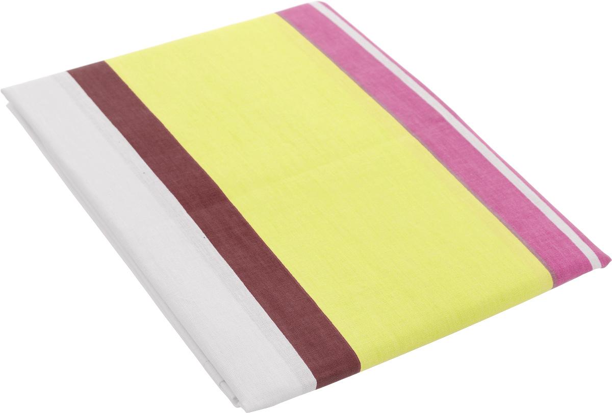 Наволочка Brielle Полосы, цвет: желтый, бордовый (272), 50 x 70 см3003Наволочка Brielle Полосы выполнена из натурального ранфорса (100% хлопка). Высочайшее качество материала гарантирует безопасность. Наволочка гармонично впишется в интерьер вашего дома и создаст атмосферу уюта и комфорта. Ранфорс - это новая современная ткань из натуральных хлопковых волокон, которая прекрасно впитывает влагу, очень проста в уходе, а за счет высокой прочности способна выдерживать большое количество стирок. Рекомендации по уходу: - режим стирки при 40°C, - допускается деликатная химчистка, - отбеливание запрещено, - глажка при температуре подошвы утюга до 200°С, - рекомендуется щадящий барабанный отжим.