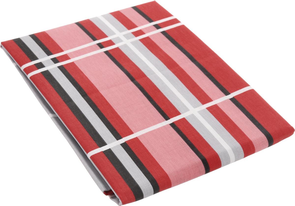 Наволочка Brielle Полосы, цвет: черный, красный (225), 50 x 70 см3003Наволочка Brielle Полосы выполнена из натурального ранфорса (100% хлопка). Высочайшее качество материала гарантирует безопасность. Наволочка гармонично впишется в интерьер вашего дома и создаст атмосферу уюта и комфорта. Ранфорс - это новая современная ткань из натуральных хлопковых волокон, которая прекрасно впитывает влагу, очень проста в уходе, а за счет высокой прочности способна выдерживать большое количество стирок. Рекомендации по уходу: - режим стирки при 40°C, - допускается деликатная химчистка, - отбеливание запрещено, - глажка при температуре подошвы утюга до 200°С, - рекомендуется щадящий барабанный отжим.