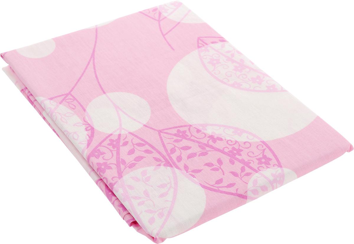 Наволочка Brielle Листья, цвет: белый, розовый (163), 70 x 70 см3004Наволочка Brielle Листья выполнена из натурального ранфорса (100% хлопка). Высочайшее качество материала гарантирует безопасность. Наволочка гармонично впишется в интерьер вашего дома и создаст атмосферу уюта и комфорта. Ранфорс - это новая современная ткань из натуральных хлопковых волокон, которая прекрасно впитывает влагу, очень проста в уходе, а за счет высокой прочности способна выдерживать большое количество стирок. Рекомендации по уходу: - режим стирки при 40°C, - допускается деликатная химчистка, - отбеливание запрещено, - глажка при температуре подошвы утюга до 200°С, - рекомендуется щадящий барабанный отжим.